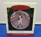 Hallmark - Keepsake Ornament - MLB - Baseball Heroes Series # 3 - Satchel Paige