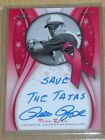 2013 Leaf Sports Heroes autograph trading card Pete Rose Save the Tatas 16 25
