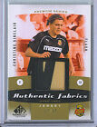 Christine Sinclair 2011 Upper Deck SP Game Used Patch Card 35
