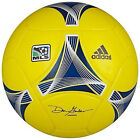 adidas 2013 MLS Prime Gld Soccer Ball Brand New Yellow / Navy Blue  / White