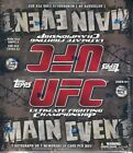 2010 Topps UFC Main Event Uncaged 7
