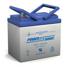 Power Sonic 35AH 12V DC DEEP CYCLE SLA SOLAR ENERGY STORAGE BATTERY
