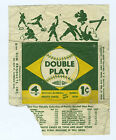 1941 Double Play Baseball Wrapper - R330 - 1 Cent