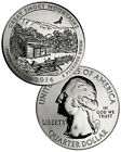 2014 5 Oz Silver America Beautiful ATB Great Smoky Mountains 25C Coin SKU31079