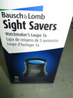 BAUSCH & LOMB LOUPES 81-41-72 5X NEW AND UNUSED