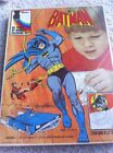 VINTAGE 1973 BATMAN OIL PAINT BY NUMBERS SET NEVER USED MIB