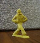 Marx Circus  Big Top Clown hands on hip  Yellow  in color 54mm   FREE SH