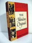 1955 IRVING WALLACE FABULOUS WRITERS BIOGRAPHIES SIGNED