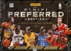 2012 13 PANINI PREFERRED BASKETBALL HOBBY 10 BOX CASE