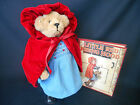 Artist Barbara McConnell McB Bear STORY BOOK Lil Red Riding Hood Musical NWT