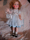 1950 's Ideal SHIRLEY TEMPLE Doll ST-17 - original pin