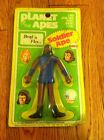 vintage Mego Planet of the Apes POTA BEND N FLEX SOLDIER APE MOC bendy