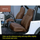 For Jeep Wrangler Cj Yj Tj 76 02 New Front Bucket Seat Spice X 1340137