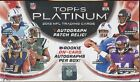 2 BOX LOT 2013 TOPPS PLATINUM HOBBY SEALED FOOTBALL