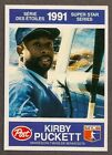 Kirby Puckett Cards, Rookie Card and Autographed Memorabilia Guide 5