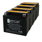 Mighty Max 4 Pack YTX5L BS Replacement for 50cc 90cc ATV Scooter 12V Battery