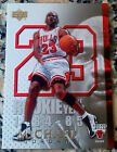 MICHAEL JORDAN 1984-85 Upper Deck Rookie Of The Year Card Chicago Bulls HOF MJ29