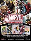 2014 MARVEL UNIVERSE Archive Box 20 Sketch Cards Hetrick & Ruby Parallel Set NEW