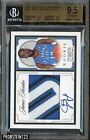 2009-10 National Treasures #203 James Harden Rookie RPA 78 99 BGS 9.5 w 10 AUTO