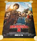 DreamWorks How to Train Your Dragon 2 Movie Poster One Sheet Toothless Hiccup