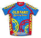 OLD FART Cycling Team Jersey Large L bicycle bike NEW