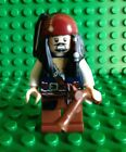 LEGO PIRATES OF THE CARIBBEAN CAPTAIN JACK SPARROW 853219 4191 4192 4183