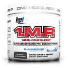 1.M.R Blue Raspberry by BPI Sports Ultra Concentrated Pre-Workout (28 Servings)