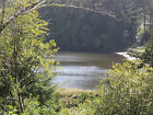 466 Acres on River Near Coast of So WA Ready to Build or Now as Retreat CABIN