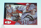 2012 Marvel Premier Trading Card Shadow Box Thor Vs Frost Giant Upper Deck S-31
