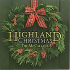 BAGPIPE led HIGHLAND CHRISTMAS The McCallans SEALED CD