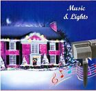MR CHRISTMAS LIGHTS AND SOUNDS LIGHT SHOW MUSIC OUTDOOR YARD DECORATION NEW