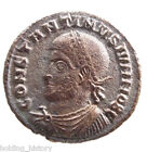 *HHC* AUTHENTIC Roman coin, Constantine II VOT/X Vows in wreath, Nice!