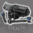 KFI 4500 Stealth Winch w/ Mount for 2014 Honda Pioneer 700/700-4