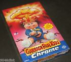 2014 GARBAGE PAIL KIDS CHROME 2 SEALED HOBBY BOX 24 PK BOX RARE AUTO GOLD PLATE