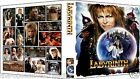 LABYRINTH Photo Album Collectors Binder V2 DAVID BOWIE / JENNIFER CONNELLY