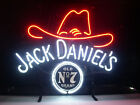 NEW JACK DANIELS OLD #7 WHISKEY REAL GLASS NEON GLASS BEER BAR PUB LIGHT SIGN