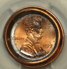 1999 Two Planchet Bonded Lincoln Cent Die CAP – Mint Error – PCGS MS65RD
