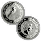 2015 Australia 1 Troy Oz .999 Silver $1 Kookaburra in Perth Mint Cap SKU32572