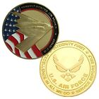 U.S. air force B-2 Spirit 24k GP challenge coin #77