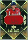 2007-08 UD BLACK #MO-AO ALEXANDER OVECHKIN MARKS OF OBSIDIAN AUTO OPEN TO TRADE