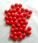 100pcs Top Quality Czech Glass Pearl Round Loose Beads 3mm 4mm 6mm 8mm 10mm 12mm
