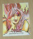 2014 Cryptozoic Adventure Time Trading Card sketch 1 1 Nathan Anderson