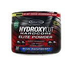 Muscletech Hydroxycut Hardcore Elite Blue Raspberry - Weight Loss(30 Servings)