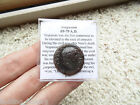 *HHC* AUTHENTIC Ancient Roman Coin, Vespasian AE As