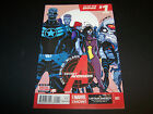 SIGNED TRADD MOORE SECRET AVENGERS 1 ALL NEW MARVEL NOW AGENT COULSON FURY