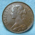 1876-H Newfoundland One Cent XF * FREE SHIPPING *