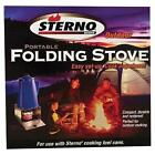 Sterno Single Burner Folding Stove - 50002 New
