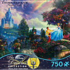 Thomas Kinkade Cinderella Wishes Upon A Dream 750 Ceaco Jigsaw Puzzle Disney