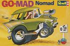 Revell Dave Deals Go-Mad 1957 Chevy Nomad New 1/25 Model Car Mountain Fs
