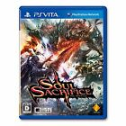 PS VITA SOUL SACRIFICE Hunting Action Japan ver. import from Japan Used